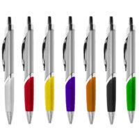 caneta plastica 818