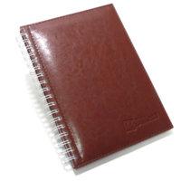 15 caderno wireo branco