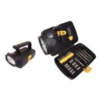 Lanterna com kit ferramentas 143152