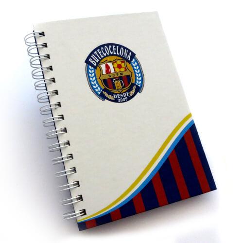 Cadernos Personalizados Organizer e Capa Impressão Digital 14×20 cm