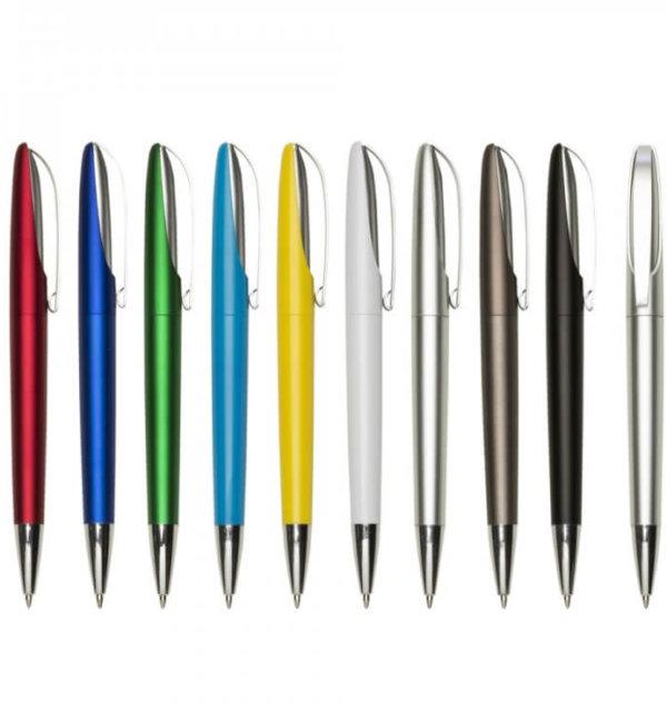 canetas personalizadas plastica mod. 13441